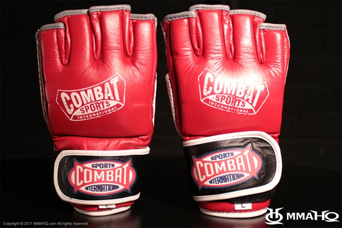 MMA Goves by Combat Sports